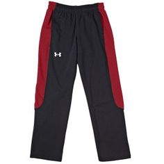 Under Armour's Charged Cotton® changed the game by taking the comfort of soft cotton and making it dry faster for superior performance. But they weren't done with moisture. Under Armour continued the battle by adding a water-repellent DWR coating that makes the water bead up and roll right off.  http://www.performancesportsstuff.com/pr/1315/kids-charged-cotton-storm-pants-blackred