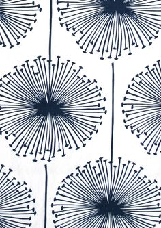 Dandelion Puff from Borderline Fabrics