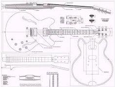 Risultati immagini per fender strat guitar body templates Guitar Crafts, Guitar Diy, Guitar Shop, Jazz Guitar, Music Guitar, Acoustic Guitar, Strat Guitar, Fender Strat, Les Paul