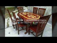 Model Pilih'an Meja Makan Jepara, Meja Makan Jati Jepara, Hp, Wa 082133259177 - YouTube Outdoor Furniture Sets, Outdoor Decor, Youtube, Model, Home Decor, Decoration Home, Room Decor, Scale Model