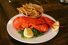 Whole Lobster Dinner at Sel de Mer