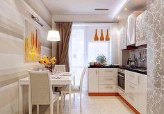 #Обои #стена #кухня