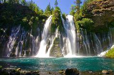 burney falls   Burney Falls   Flickr - Photo Sharing!
