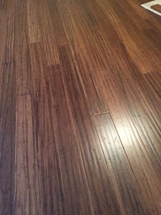 1 2 x 5 antique hazel click strand bamboo morning star for Morning star xd bamboo flooring