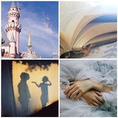 real life fairytale.