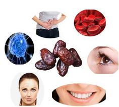 12 Health Benefits of Dates Read More.... http://homehealthbeauty.in/health/food/12-health-benefits-of-dates/