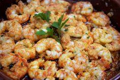 Gambas al ajillo, receta casera, historia: ¡Muy buenos días, tardes o noches amig@s de Cocina Familiar¡ En el día de hoy vengo con otra nueva receta de...