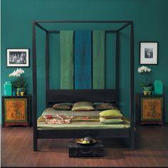 Arredare una camera da letto in stile etnico (Foto) | Design Mag