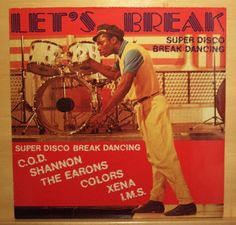Various Let`s Break - near mint nm