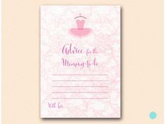 tlc478-advice-for-mommy-to-be-tutu-ballerina-baby-shower-game