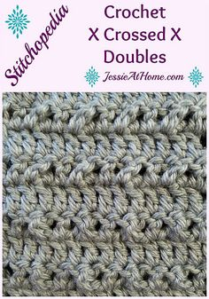 Crochet Stitches Decrease : ... decrease crochet on Pinterest Double crochet, Stitches and Single