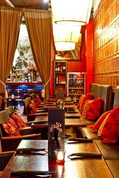 Marmalade: Soul food Restaurant & Cocktails Bar. Barcelona. Siempre deliciosos, siempre originales. Servidos por un personal joven, amable y cosmopolita. Nos encantan la comida y los cocteles!