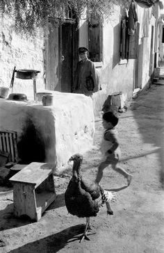 René Burri, Greece, 1957. © René Burri/Magnum Photos