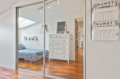 FINN – ALEXANDER KIELLANDS PLASS - Lekker 3(4)-r loftsleilighet med herlig vinterhage, mulighet for peis og 90 kvm gulvareal! Real Estate, Wall Art, Creative, Closet, Home Decor, Homemade Home Decor, Real Estates, Closets, Cabinet