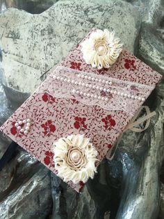Super cute lace journal