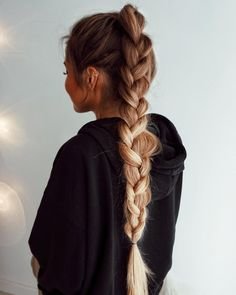 "14.4k Likes, 82 Comments - A m é l i e (@ameliecheval31) on Instagram: ""#braid ‍♀️"""
