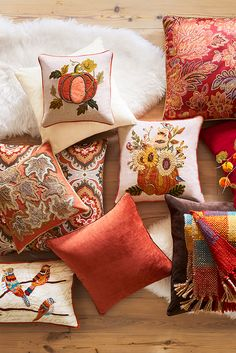 We're constantly updating the Pier 1 collection—so you can update yours. From oblong to oversized, embroidered to beaded, our handcrafted designs are the easiest way to update your home from season to season.