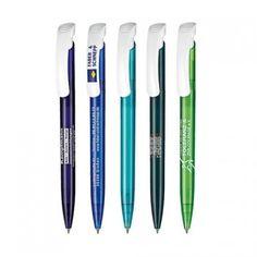 Kugelschreiber Clear Transparent Solid  Bestellen unter    http://meine-werbeartikel.com