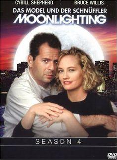 Moonlighting - Das Model und der Schnüffler - Season 4 4 DVDs: Amazon.de: Bruce Willis, Cybill Shepherd,