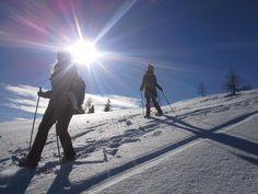 Schneeschuhwandern im Naturpark Dobratsch Winter, Mount Everest, Mountains, Nature, Travel, Summer, Naturaleza, Viajes, Traveling