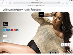 Beautifully designed digital portfolios for new & experienced models, brought to you by MobileModeling.com. Please visit our website and register for exclusive content today!