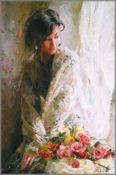 Morning Beauty by Michael and Inessa Garmash