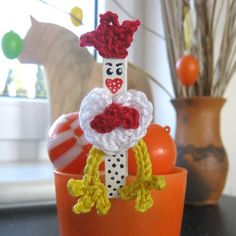 dekorační kolíček