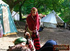 LRP - LARP Souq - Mythlore 'New Lands' 2012. www.mythlorenewlands.com Photograph courtesy & © Jackie Barlow