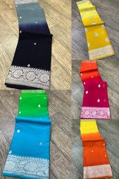 Buy Pure Double Shaded Georgette Sarees | 8897195985 siri designers | #siridesigners Georgette Fabric, Georgette Sarees, Picnic Blanket, Outdoor Blanket, Online Shopping Sarees, Chiffon Saree, Bride Look, Siri, Designers