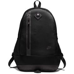 Women's Nike Cheyenne Backpack ($80) ❤ liked on Polyvore featuring bags, backpacks, padded bag, nike bags, daypack bag, nike and woven bag