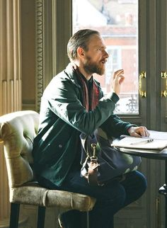 Sherlock Unravelled — Baracuta Original Harrington Jacket As worn by. Casual Fashion Trends, Fashion News, Mens Fashion, Sherlock Outfit, Embroidered Bomber Jacket, Harrington Jacket, Vintage Classics, Skinhead, British Style