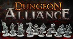Dungeon Alliance by Quixotic Games — Kickstarter