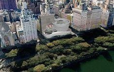 MY ARCHITECTURAL MOLESKINE®: WRIGHT: GUGGENHEIM MUSEUM, NEW YORK