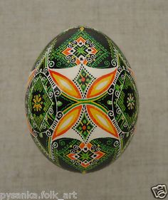 Ukraine Pysanka by Oleh K Chicken Easter Egg Weight 2 in Pysanky Ukrainian Easter Eggs, Ukrainian Art, Egg Weight, Fabrege Eggs, Incredible Eggs, Carved Eggs, Easter Coloring Pages, Easter Egg Designs, Egg Art