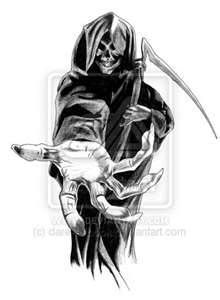Death Tattoos Tattoo Design Pictures