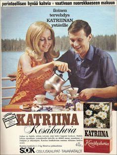 Vintage Travel Posters, Vintage Ads, Old Commercials, Good Old Times, Vintage Packaging, Old Ads, Retro Design, Old Pictures, Finland