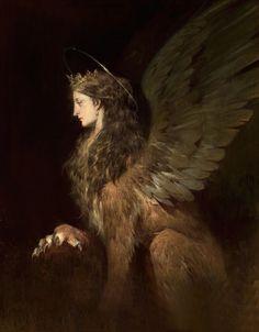 Tumblr Aqua Regia, The Sorcerer's Apprentice, Photography Movies, Movie Gifs, Vincent Van Gogh, Mythology, Art Gallery, Lion Sculpture, Wings