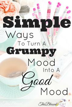 Are you in a grumpy,