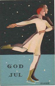 Lovers on the Lake (Lake Placid vintage ice skating poster) Vintage Posters, Vintage Art, Vintage Images, Lake Placid New York, New York Poster, Ice Skaters, New York Art, Sports Art, Sports Posters