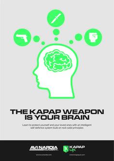 KAPAP UK poster