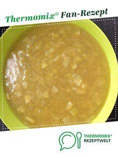 Rhabarber Pudding von tasch08. Ein Thermomix ® Rezept aus der Kategorie Desserts auf www.rezeptwelt.de, der Thermomix ® Community.