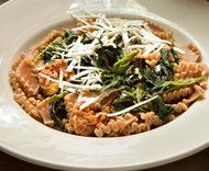 Farro pasta with nettles and sausage. Now where can I get my hands on some nettles? Sausage Recipes, Pasta Recipes, Dinner Recipes, Nettle Recipes, Best Pasta Dishes, Road Trip Food, Grain Foods, Vegetarian Cooking, Kitchens