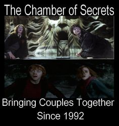 That's the place for a Weasley love connection!