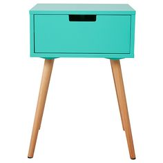 Side Table With Drawer   Mint | Target Australia