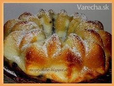 Tvarohovo-ovocná bábovka (fotorecept) - recept   Varecha.sk