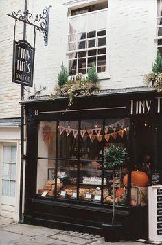 alpenstrasse: Tiny Tim's Tearoom ~ Canterbury, England (by millie clinton.)