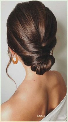 Sleek Wedding Updo, Sleek Updo, Elegant Updo, Elegant Hairstyles, Bride Hairstyles, Down Hairstyles, Bridesmaid Hairstyles, Gorgeous Hairstyles, Latest Hairstyles