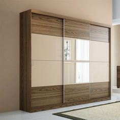 Ideas for bedroom wardrobe design storage Bedroom Furniture Design, Bedroom Cupboard Designs, Bedroom Closet Design, Bedroom Design, Furniture Design Wooden, Wardrobe Door Designs, Sliding Door Wardrobe Designs, Bedroom Bed Design, Wooden Wardrobe