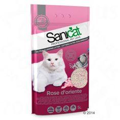 Prezzi e Sconti: #Lettiera sanicat rose d'oriente 5 x 5 l -  ad Euro 20.99 in #Sanicat #Gatti lettiere sanicat