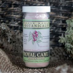 Natural Vitamin C, Royal Camu, Natural Vitamin C Supplement, Amazon Camu Camu